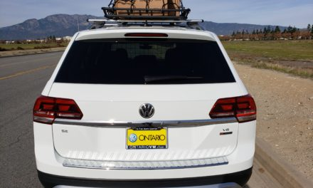 Volkswagen Off-Road – America's crossover SUV Love Drives VW's Lineup
