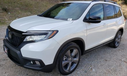 2020 Honda Passport Review, Prices, Trims, Features, Specs & Photos